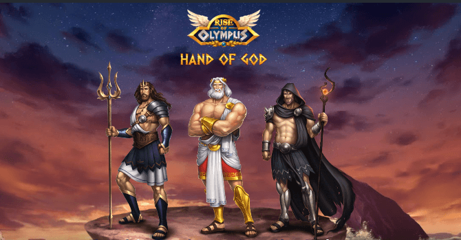 hand of god feature