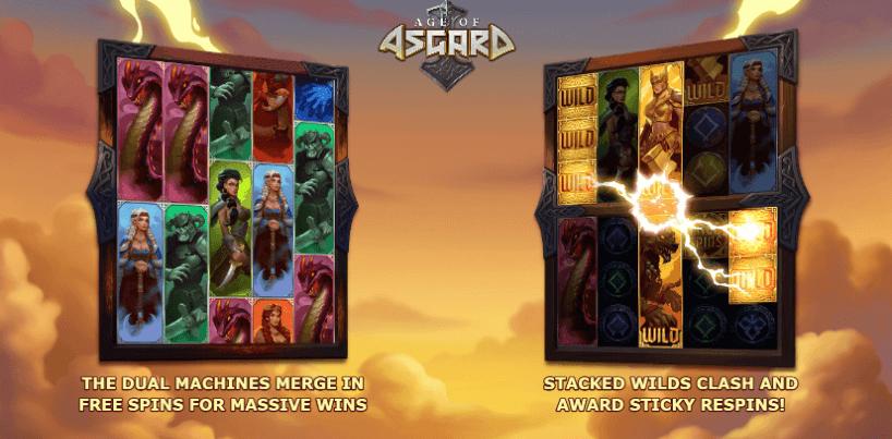 age of asgard bonus feature